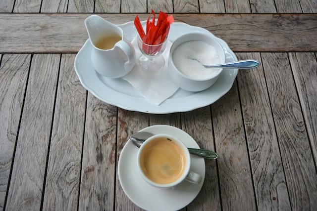 83. Koffie