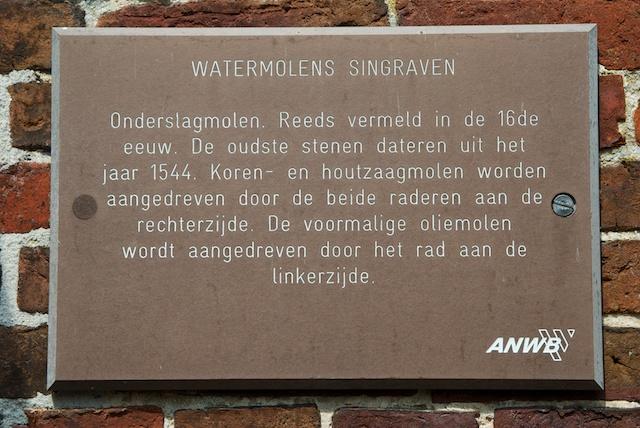 10. Watermolen Singraven