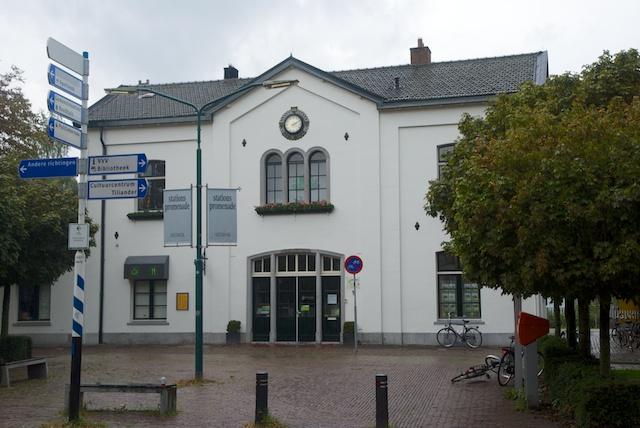 61. Station Oisterwijk