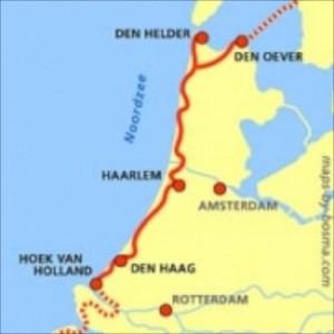 1. Kustpad Haarlem-Den Oever