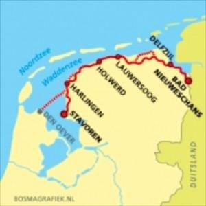 1. Route Nederlands Kustpad deel 3