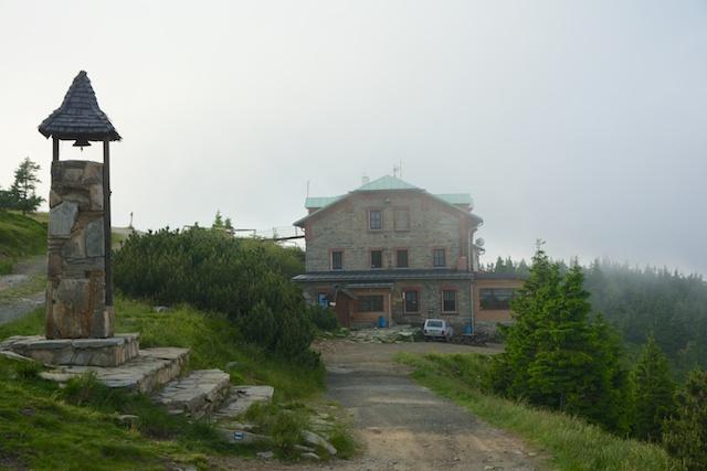 15. Berghut