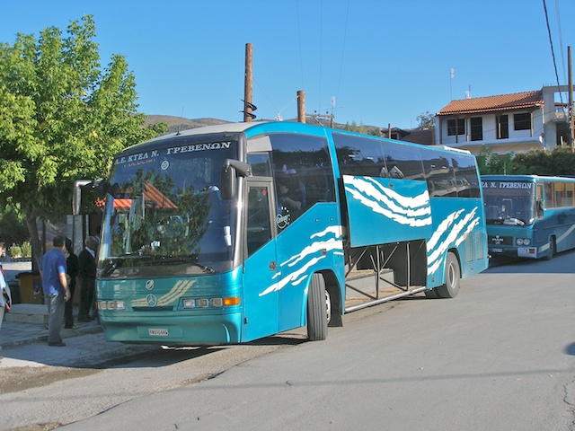 195. Busstation