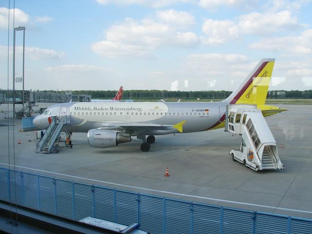 3. German Wings
