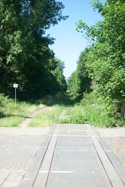 30. Spoorlijn