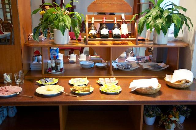 305. Ontbijtbuffet