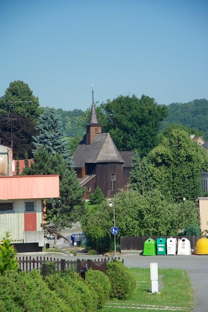 357. Houten kerk