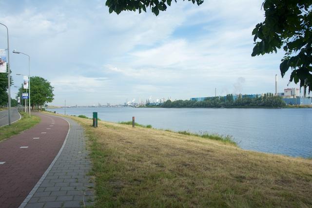 40. Noordzeekanaal