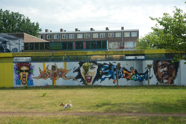 42. Graffitie