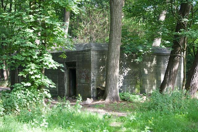 46. Bunker