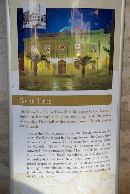 476. Saint Titus