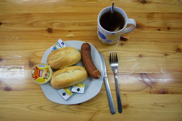 57. Ontbijt