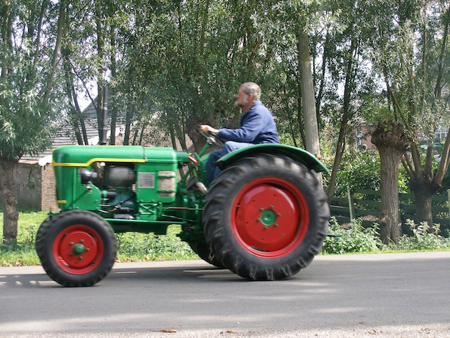 79. Tractor