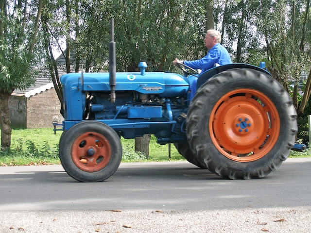 81. Tractor