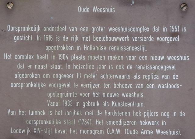 126. Info oude Weeshuis