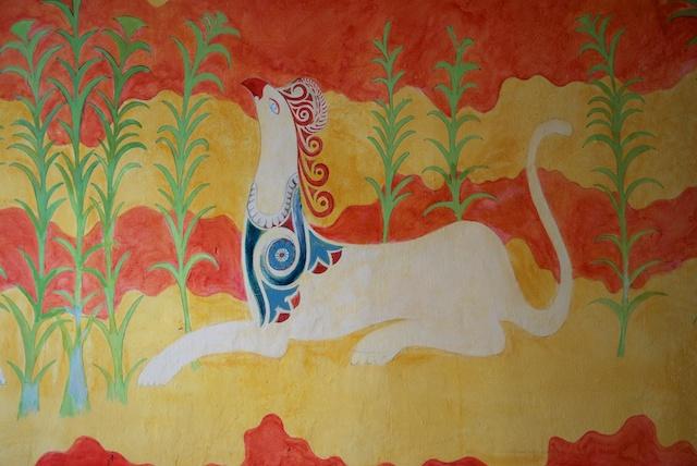 167. Wandschildering