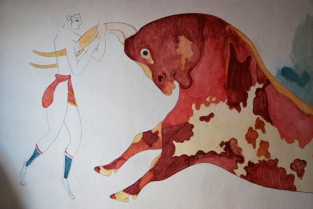 168. Wandschildering