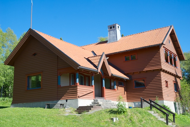 198. Sommarhagen