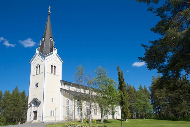 225. Stensele kerk