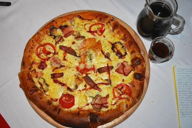 250. Pizza