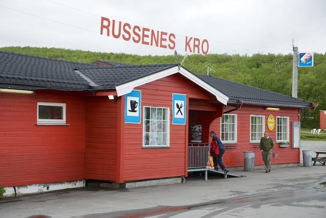 330. Russenes