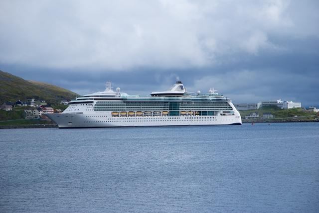 341. Cruiseschip