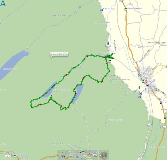 368. GPS track