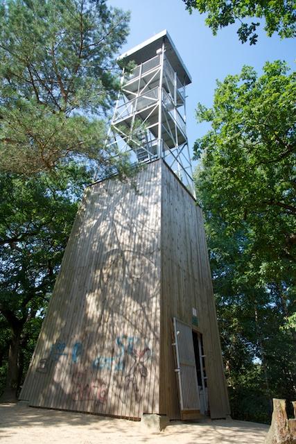 4. Uitkijktoren