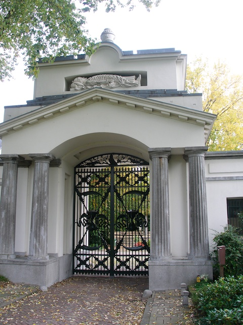 5. Begraafplaats