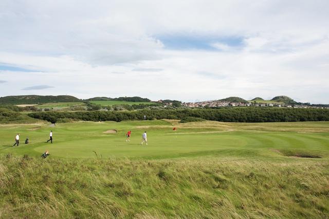 50. Golfbaan
