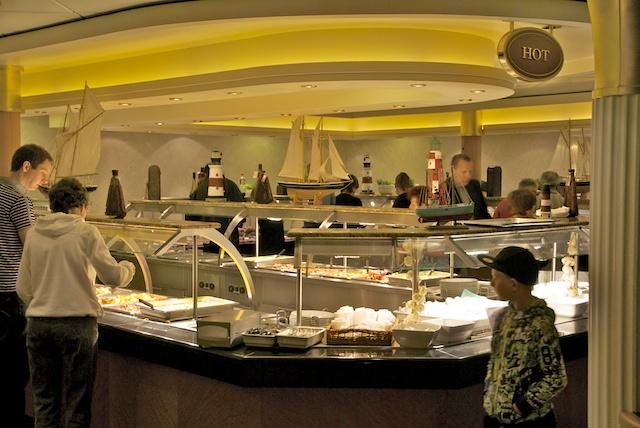 52. Grand buffet
