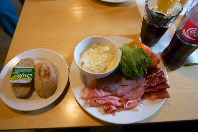 543. Lunch