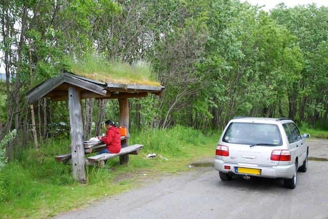 578. Picknickplaats