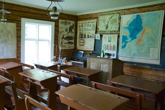 590. Schoolhouse