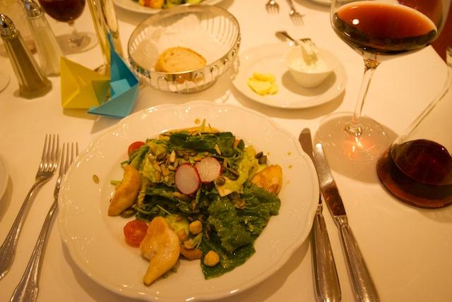 6. Salade