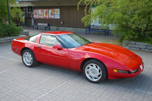 684. Corvette
