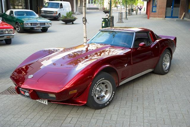 685. Corvette