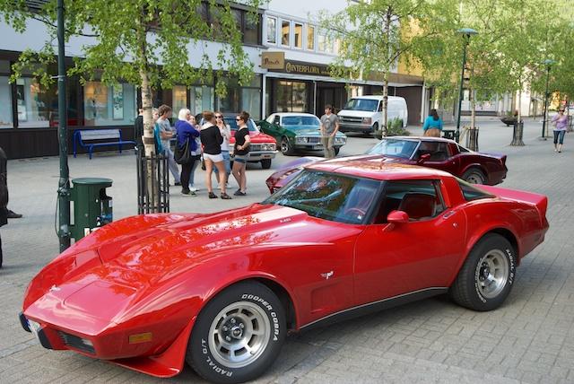 686. Corvette