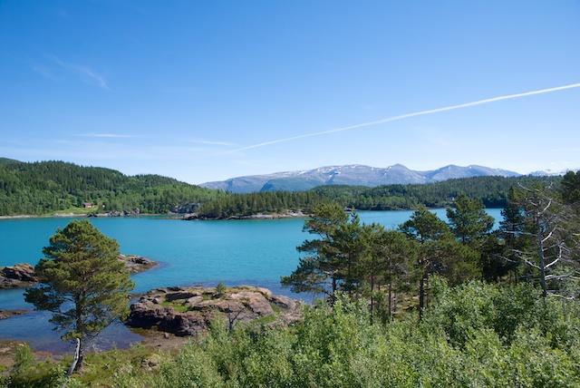 697. Fjorden