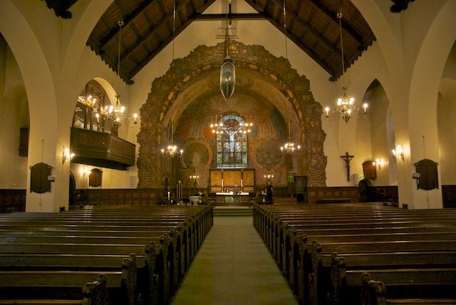 801. Kerk