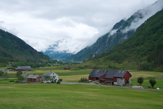 846. Sognefjord