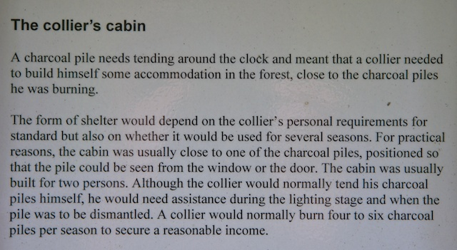 89. Colliers cabin