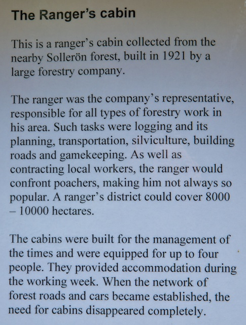 93. Rangers cabin