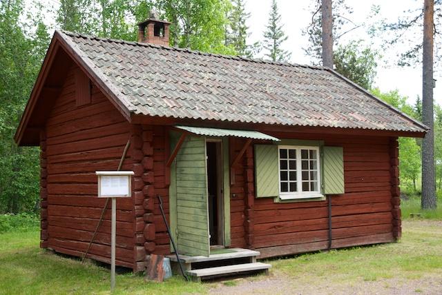 94. Rangers cabin