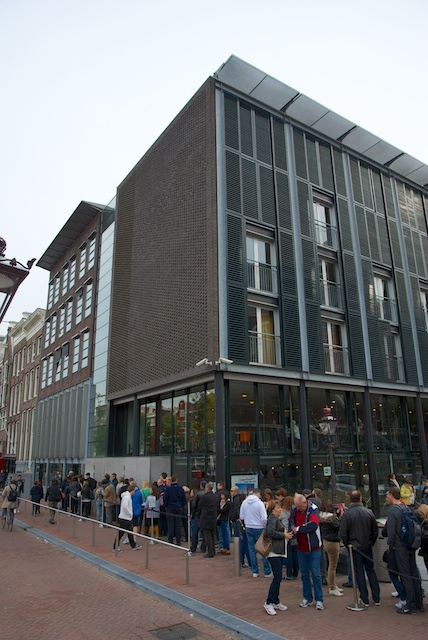10. Anne Frankhuis