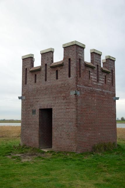13. Uitkijktoren