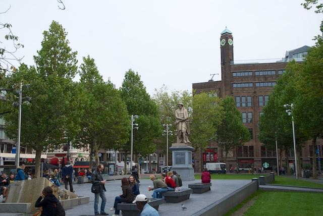 16. Rembrandtplein