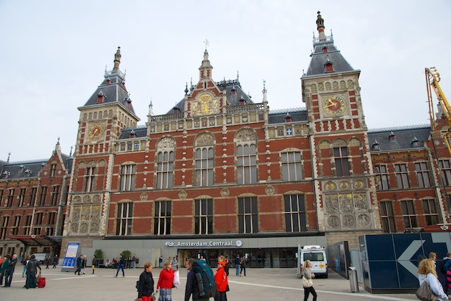 2. Amsterdam CS