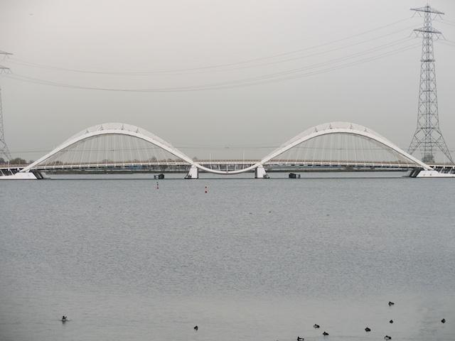 21. IJburgbrug