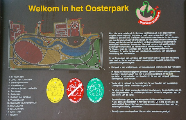 25. Oosterpark